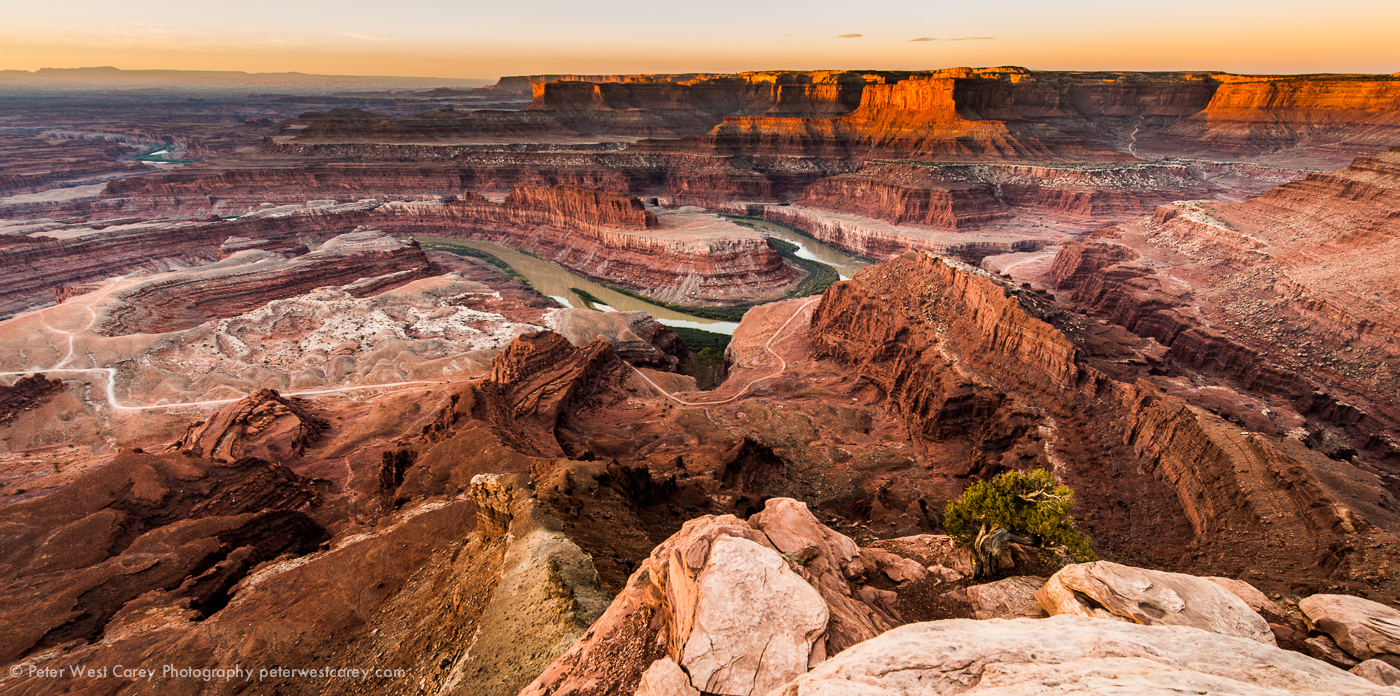 Daybreak, Canyonlands National Park