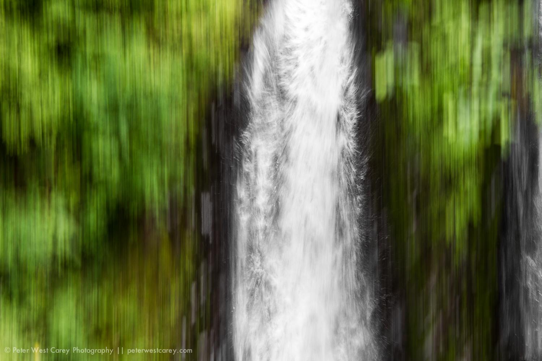 Following The Falls