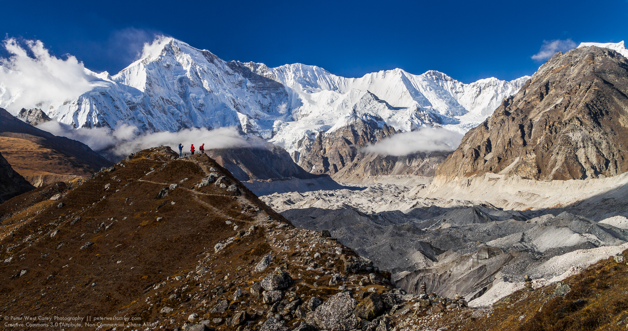 Advice For Trekking In The Everest Himalayas